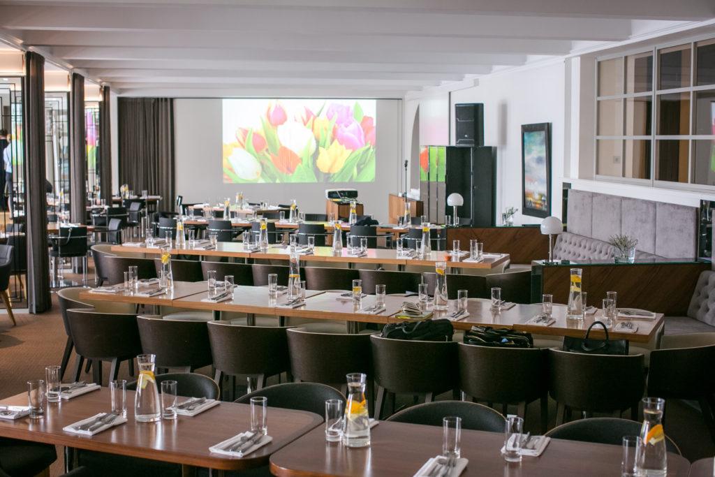 Seminar Rannahotelli Restoranis
